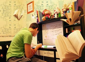 עיצוב חדר שינה לנערים מתבגרים – כאשר הילד הופך לנער